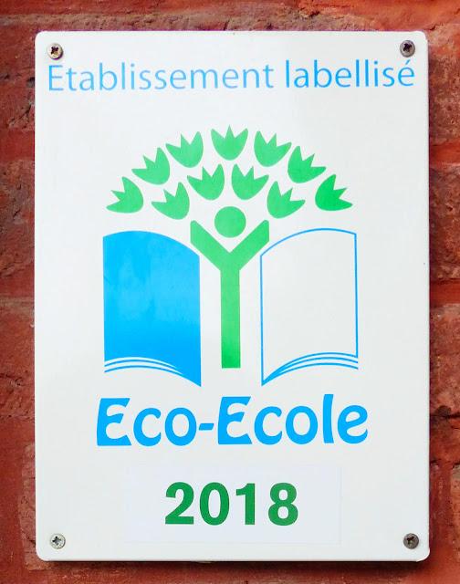 Collège Charles Péguy Tourcoing - Label Éco-École
