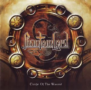 """Ο δίσκος των Phantom Lord """"Circle Of The Wasted"""""""