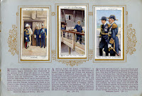 Cigarette Cards: Reign of King George V 1910-1935 19-21