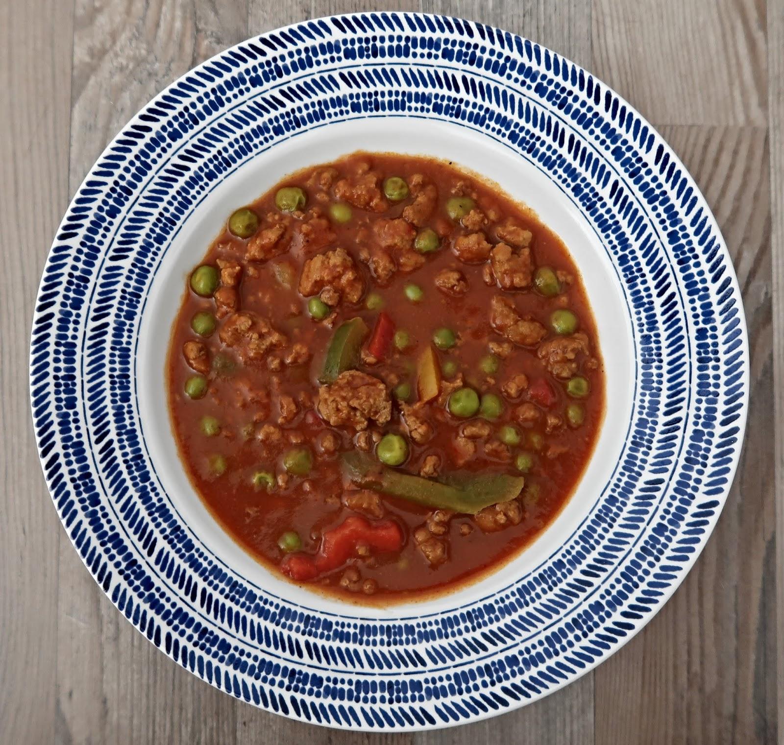 Slow Cooker Turkey Keema - Laureny Loves... UK Lifestyle Blog