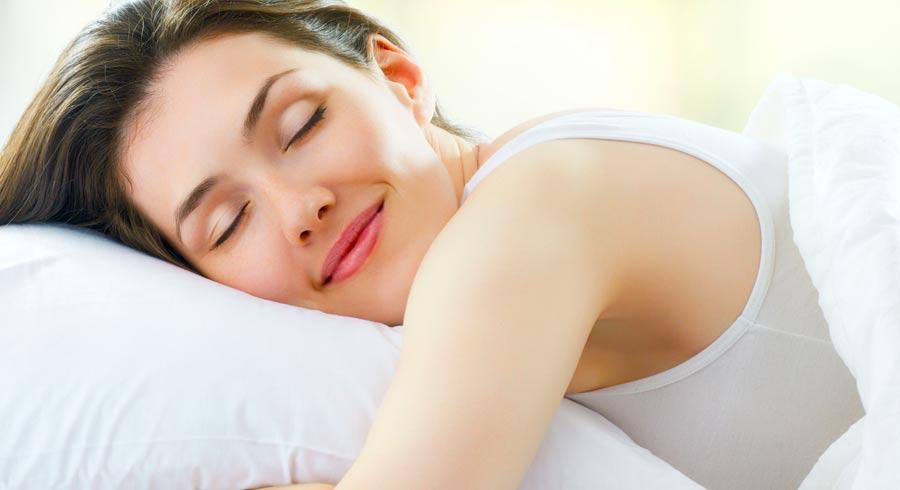 ¿Sabías que si babeas al dormir, eres muy afortunado?