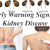 The Seven Signs of Kidney Disease that may Lead to Kidney Failure