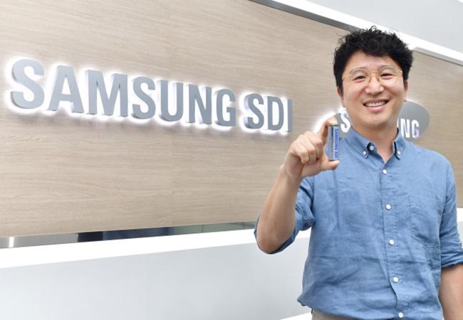Tinuku Samsung SDI setting new standard with cylindrical battery platform