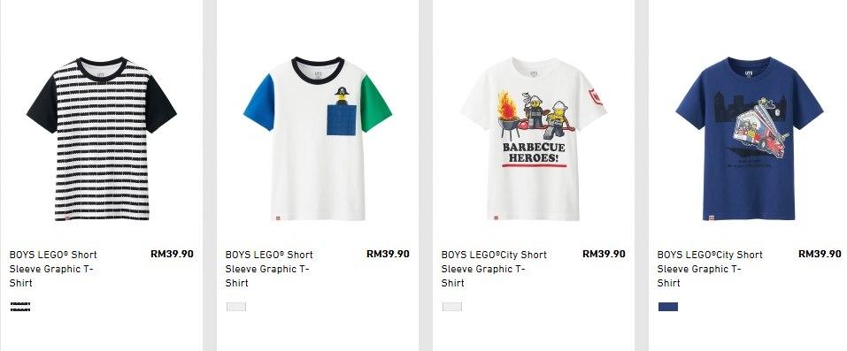 Sponsored post uniqlo kids lego ut kembara chynta for Ek design ag