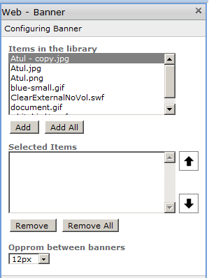 My SharePoint: Using JQuery to handle Add, Add All, Remove
