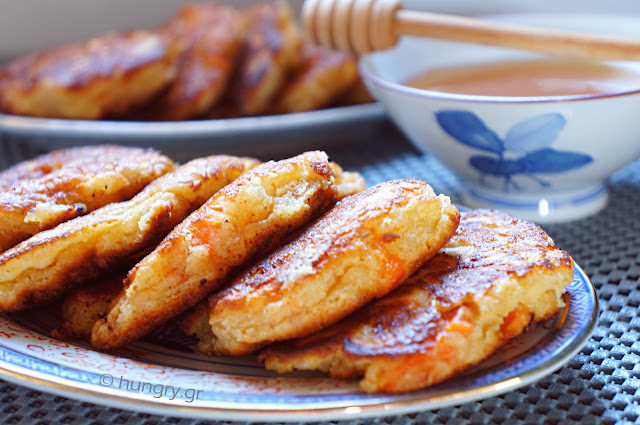 Cream Cheese and Apricot Pancakes