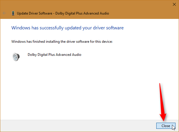 How To Install Dolby Digital Audio On Windows 10,8 1,8,7 on