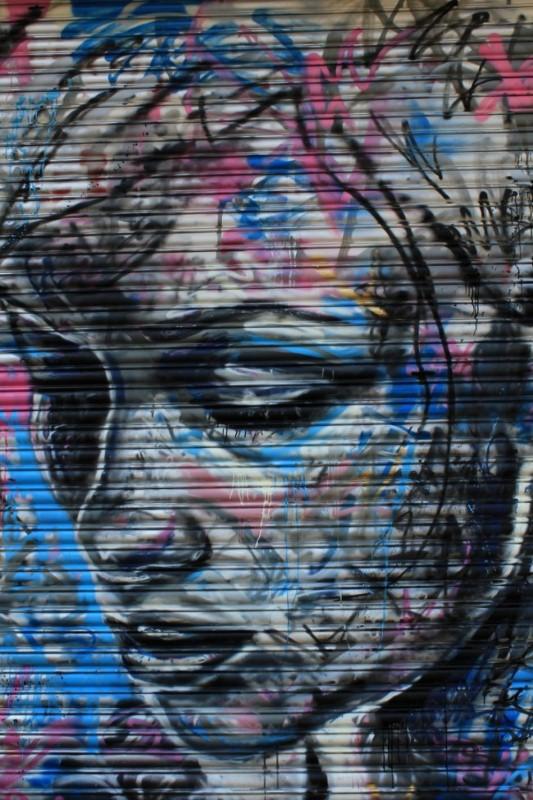 Уличный художник Дэвид Уокер (David Walker) 15