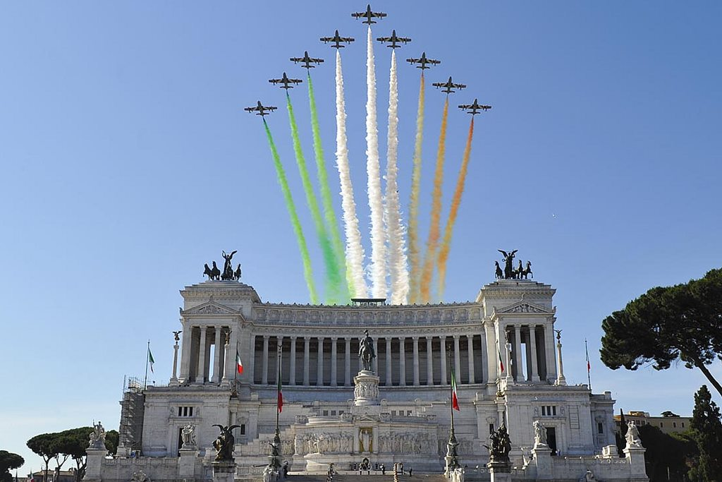 frecce tricolori roma - photo #30