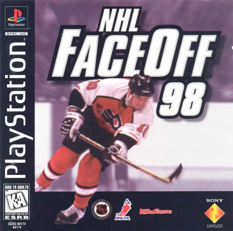 NHL Face Off 98 - PS1 - ISOs Download