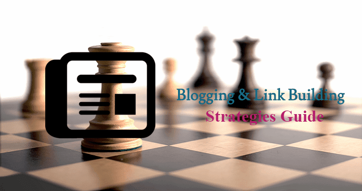 Blogging and Link Building Strategy