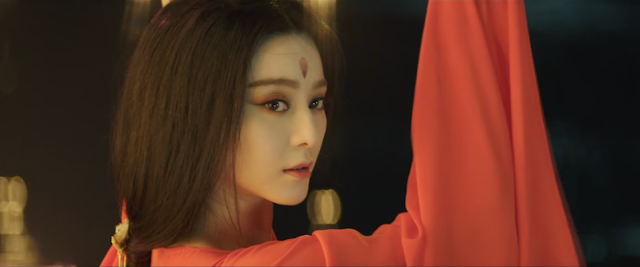 Fan Bing Bing Lady in the Dynasty