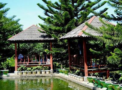 Arena Pemancingan Bonita Lembang | Wisata Lemmbang