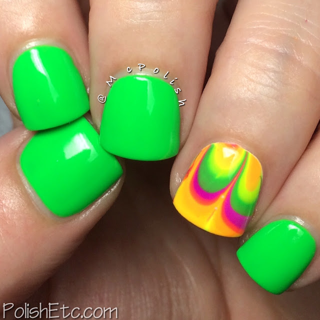 Lavish Polish - Summer Collection - McPolish - Beach Babes