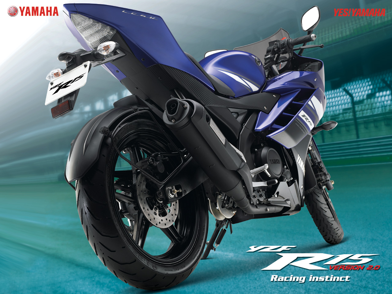 Wallpapers Yamaha R15 Version 2.0