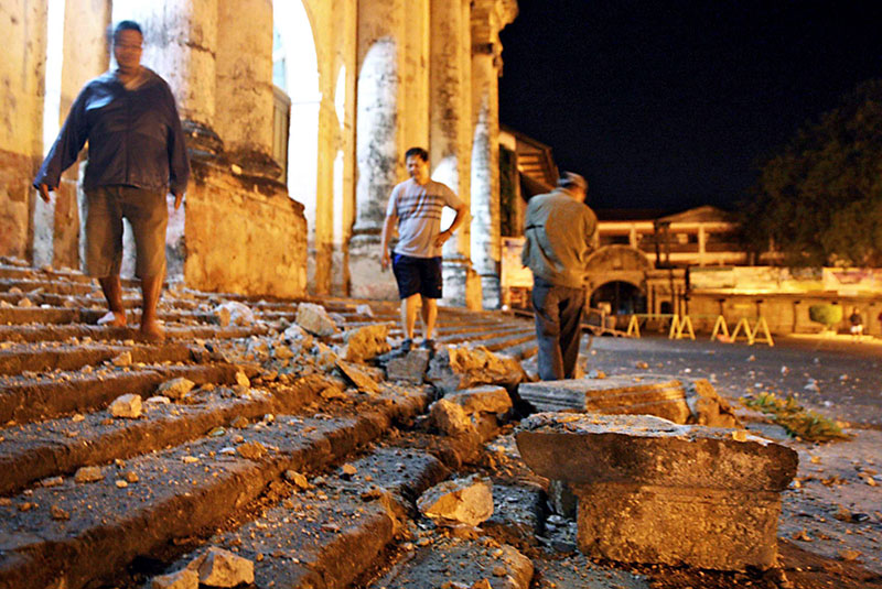 "Can Batangas earthquakes trigger ""The Big One""?"