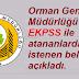 OGM, EKPSS ile atananlardan istenen belgeleri açıkladı.