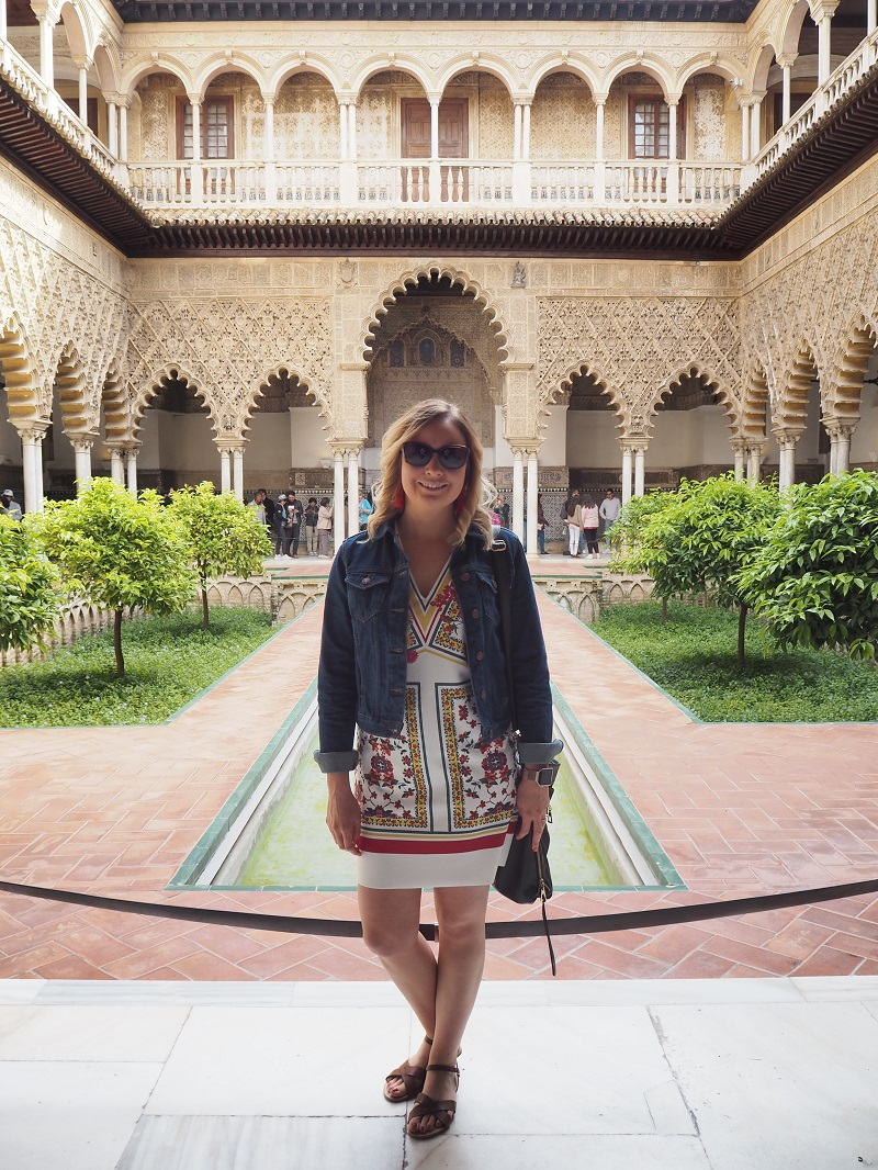 Real Alcazar Seville blog