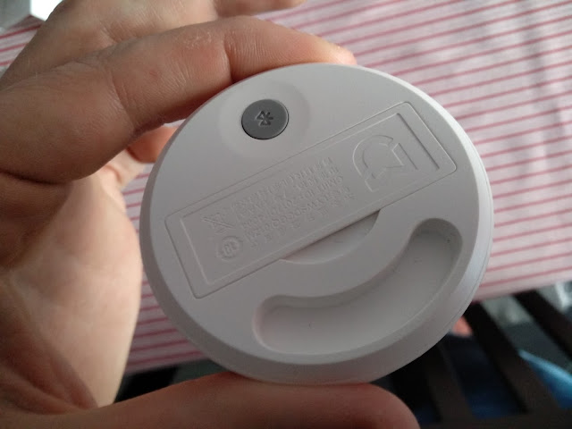 Sensor temperatura e humidade da Xiaomi