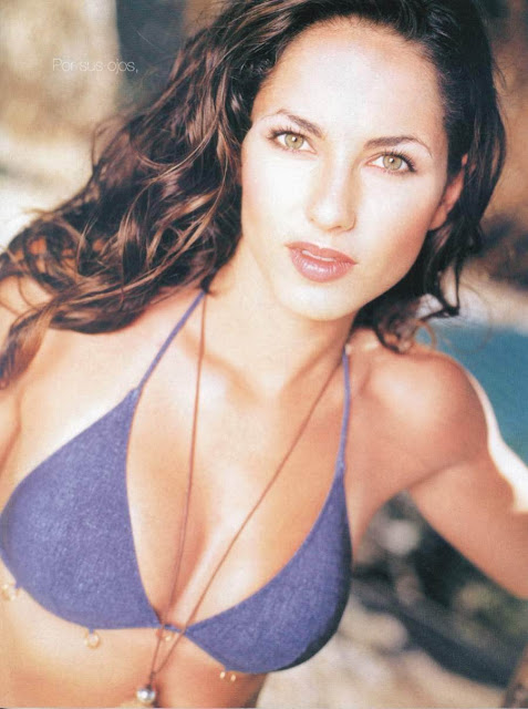 Barbara Mori Revista H Octubre 2001-6