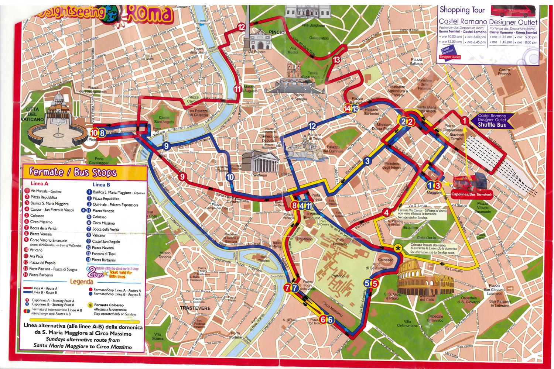 mapa roma centro Atlas   Centro De Roma Mapa mapa roma centro