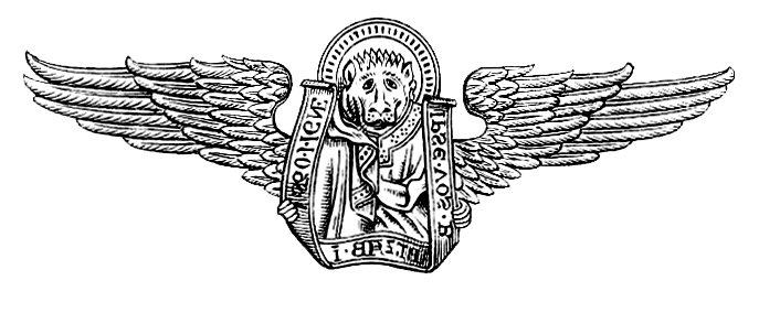 Four Evangelists Represented The Winged Man The Lion The Bull And
