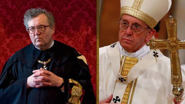 Los preservativos de la discordia: El papa pide la dimisión al Gran Maestre de la Orden de Malta