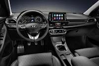 Hyundai i30 Fastback (2018) Dashboard