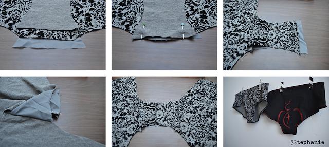 Panties | selber nähen | vonStephanie