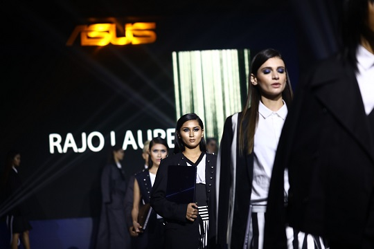 ASUS and Rajo Laurel Collaboration