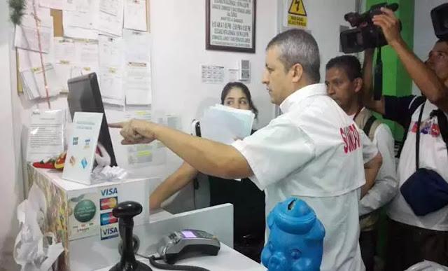 El SuperDelincuente Willian Castillo expropió dos panaderías