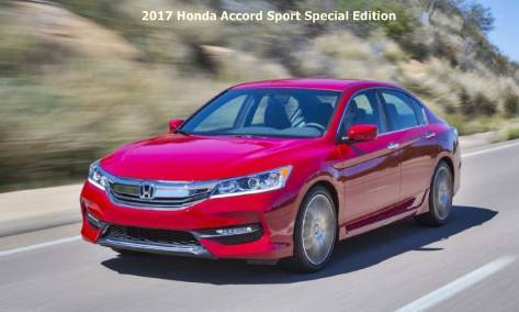 2017 honda accord sport special edition auto honda rumors. Black Bedroom Furniture Sets. Home Design Ideas