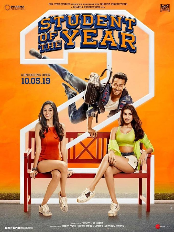 Review Filem Student Of The Year 2
