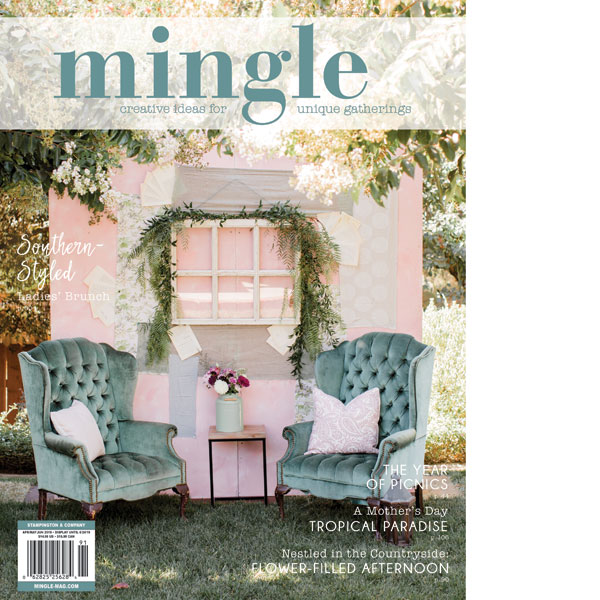 Published In Mingle Magazine Spring 2019