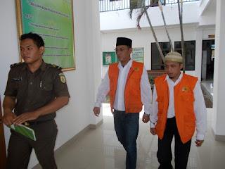 Dodik Dan Wahyu(Bandar Sabu), Didakwa Pasal Berlapis.
