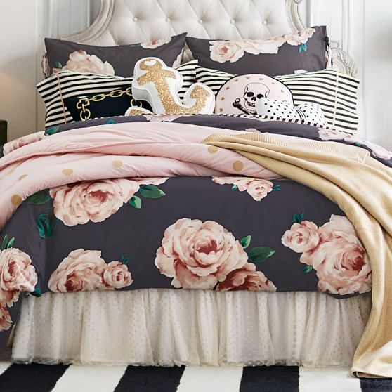 CUTEST COLLEGE & TEEN BEDDING!!