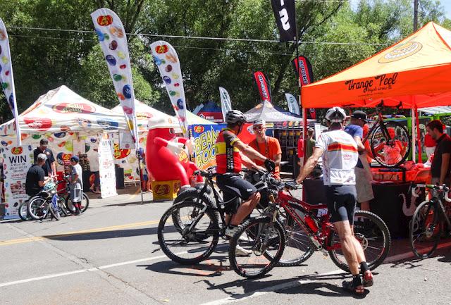 Colorado cycling event Pedal Dancer Photography