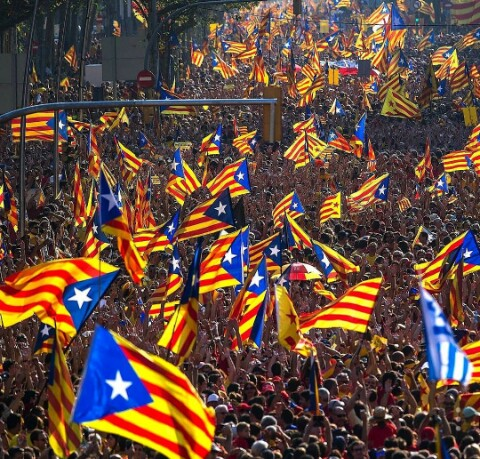 Catalonia moves to declare independence from Spain on Monday.