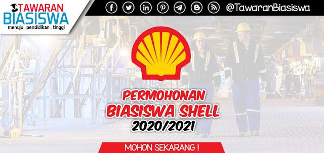 Shell Scholarship 2020
