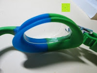 innen: »Picco« Kinder-Schwimmbrille, 100% UV-Schutz + Antibeschlag. Starkes Silikonband + stabile Box. TOP-MARKEN-QUALITÄT! Große Farbauswahl.