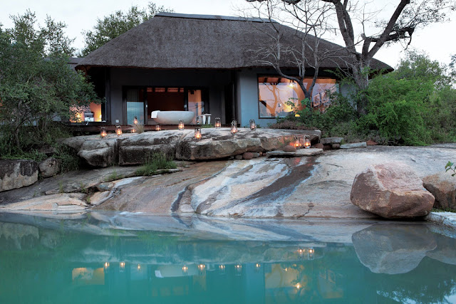 Interiors African Safari Lodges 2