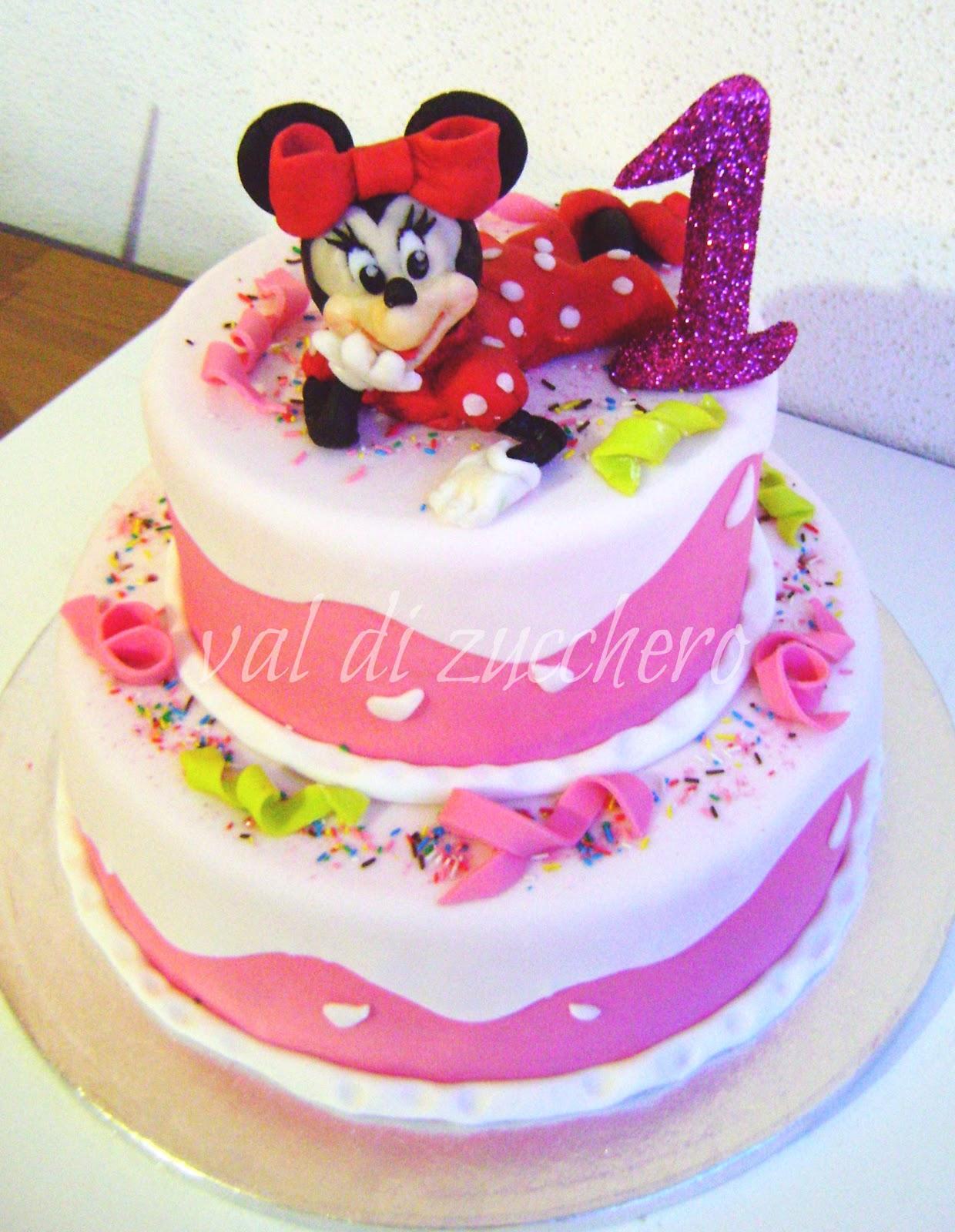 Amato Val di zucchero: Nuovamente Minnie! PL11