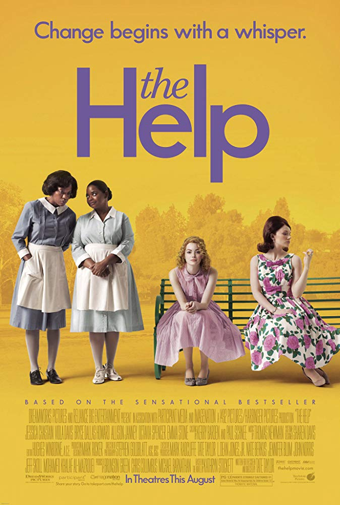The Help 2011 English Movie Bluray 720p