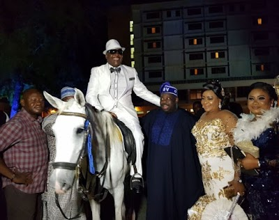 Iconic Musician Shina Peters celebrates 60th Birthday in grand style (Photos)