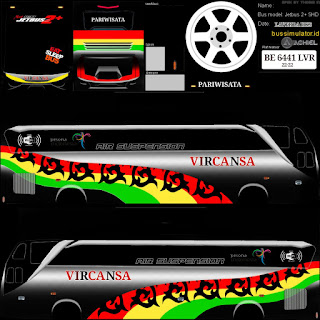 Download Livery Bus Vircansa
