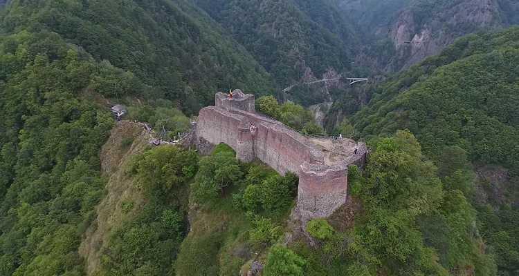 Cetatea Poenari, adevărata cetate a lui Vlad Țepeș