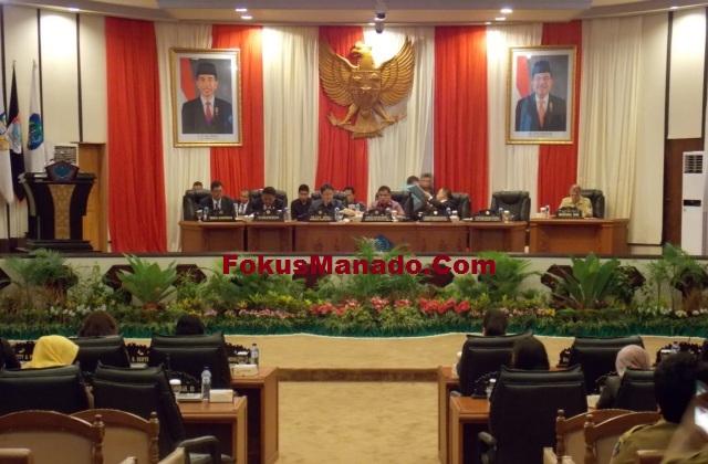 DPRD Sulut Paripurnakan Laporan Kinerja AKD dan Hasil Reses