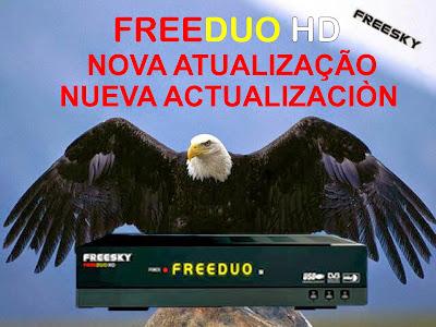 FREESKY FREEDUO HD: NOVA ATUALIZAÇÃO V4.07 - 04/03/2017  0act