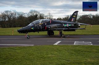 RAF BAC Hawk T mk1 XX335 Cosford