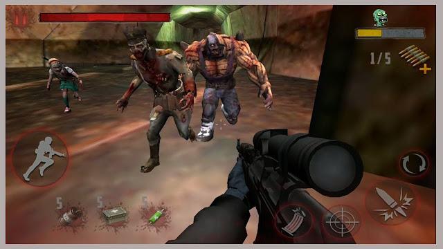 تحميل لعبة هجوم الزومبي Zombie Attack للكمبيوتر مجاناً
